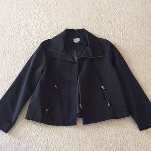 Chico's Black jacket size 0 - fits size 6
